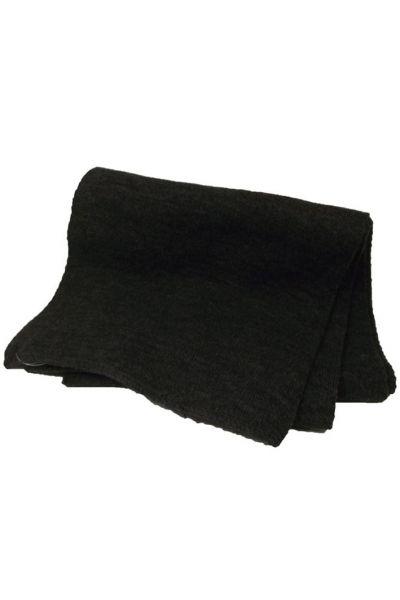 Шарф 13064 темно-серый