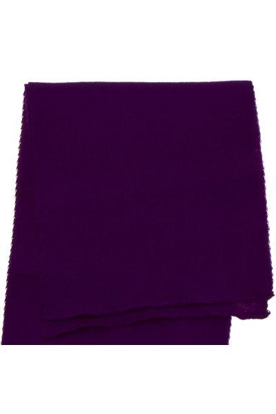 Шарф 13064 фиолетовый