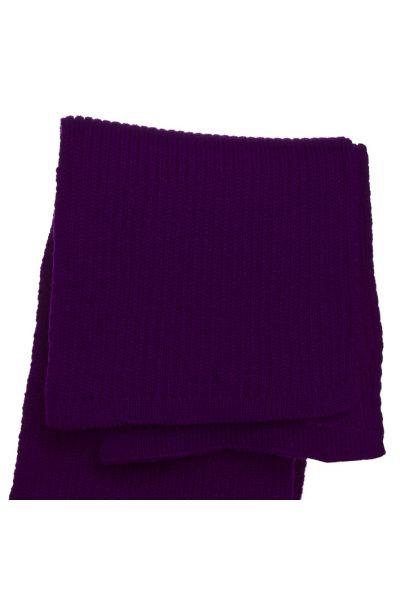 Шарф 13063 фиолетовый