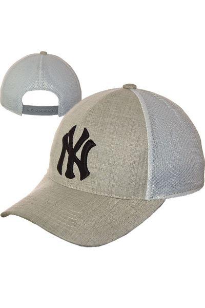 Бейсболка KC16053 серый