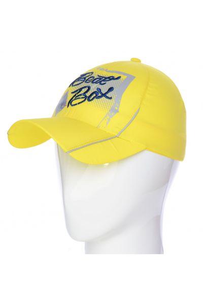 Бейсболка PLD17002 желтый