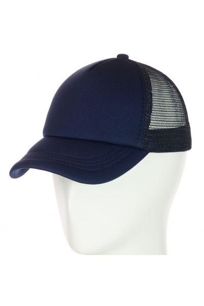 Бейсболка 62017-2 темно-синий