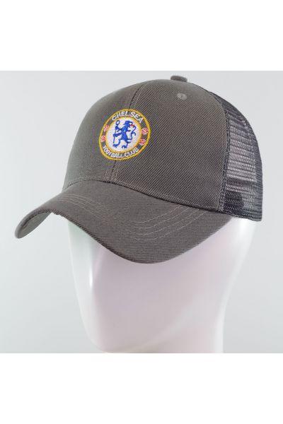 Бейсболка 62017-5-14 серый