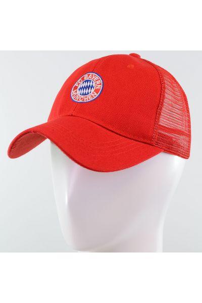 Бейсболка 62017-5-15 красный