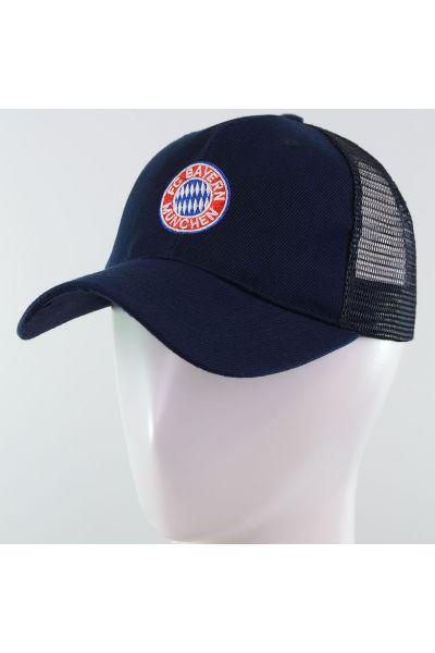Бейсболка 62017-5-15 темно-синий