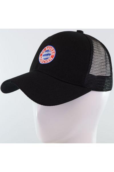 Бейсболка 62017-5-15 черный