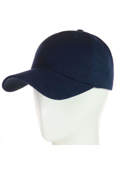 Бейсболка 62017-6 темно-синий