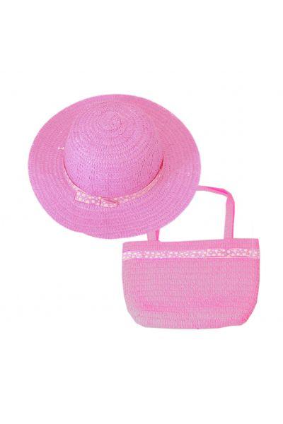 Шляпа детская 22017-8 малиновый