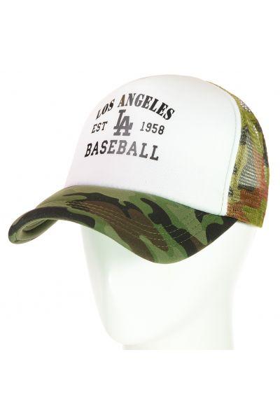 Бейсболка TRN18008 камуфляж