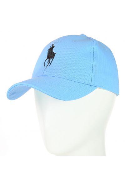 Бейсболка 62017-22-8 голубой