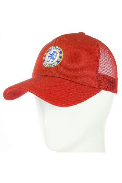 Бейсболка 62017-5-14 красный