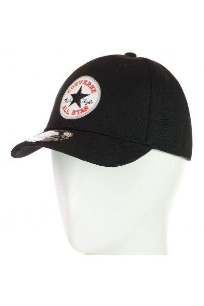 Бейсболка 82017-24 черный