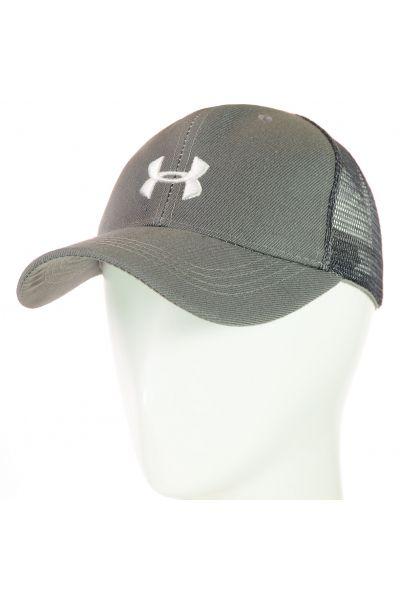 Бейсболка 62017-5-2 серый