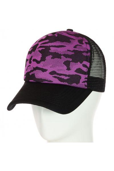 Бейсболка 62017-10 фиолетовый
