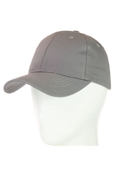 Бейсболка 62017-19 серый