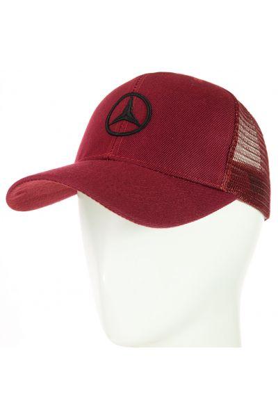 Бейсболка 62017-5-9 красный