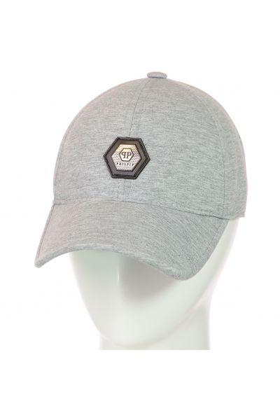 Бейсболка BDH18014 светло-серый