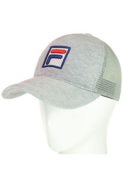 Бейсболка BDH18103 светло-серый