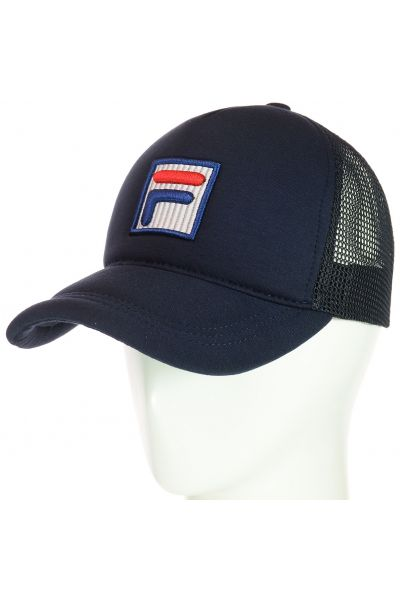 Бейсболка BDH18103 синий