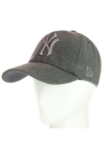 Бейсболка BOH18126 темно-серый