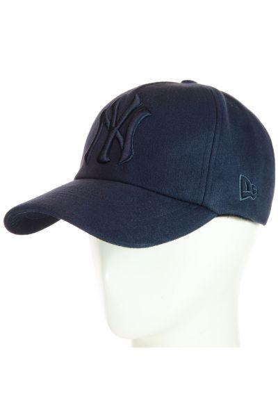 Бейсболка BOH18126 темно-синий