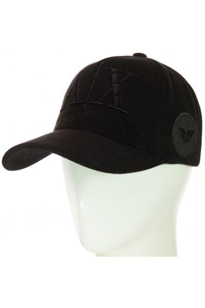 Бейсболка BOH18128 черный