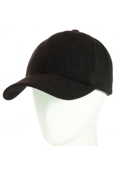 Бейсболка BOH18131 черный