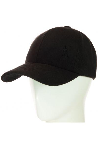 Бейсболка BOH18132 черный