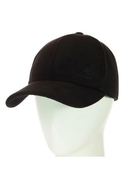 Бейсболка BOH18133 черный