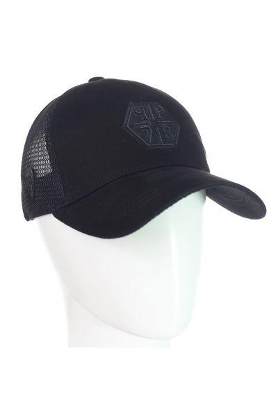 Бейсболка BTH20890 черный