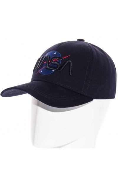 Бейсболка BTH20680 темно-синий