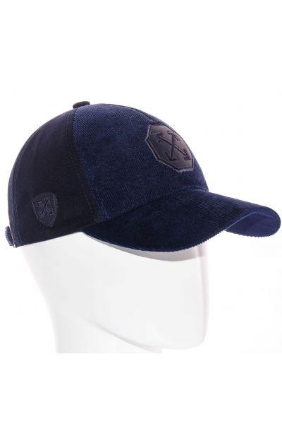 Бейсболка BVTH21633 темно-синий