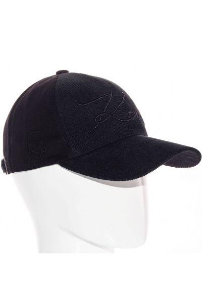 Бейсболка BVTH21634 черный
